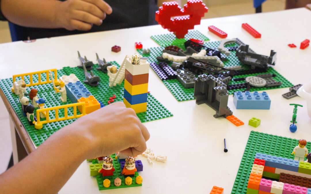 EDUCATIONAL CHALLENGES FOR GIFTED CHILDREN WITH LEGO® SERIOUS PLAY®