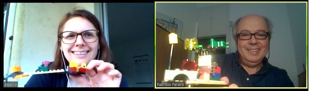 Fabrizio Faraco & Beatrix Daros