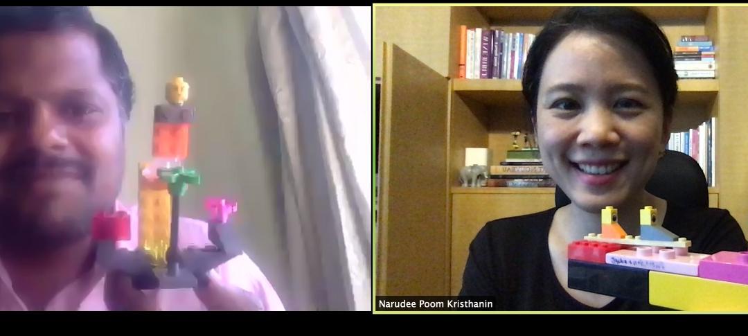 Poom Narudee Kristhanin -Bangkok & Laxman-Pune