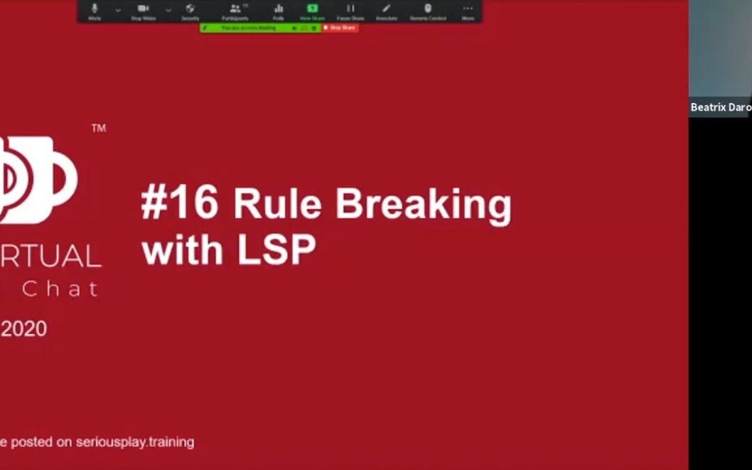 2020-CC#16 – Rule Breaking with LSP – Robert Rasmussen